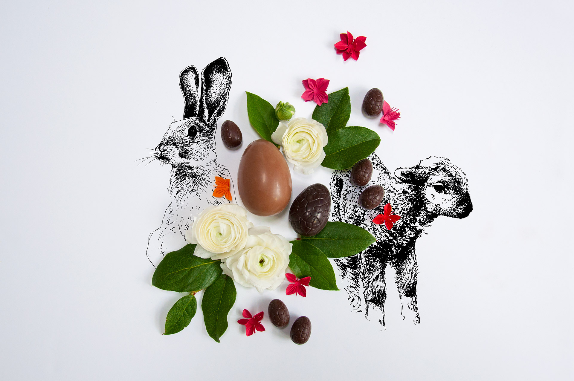 agneau de printemps chez &SENS